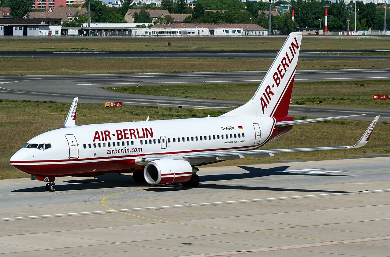 D-ABBN Air Berlin B737