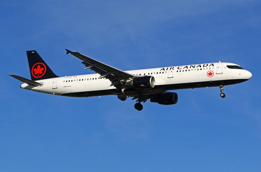 C-GJVX Air Canada