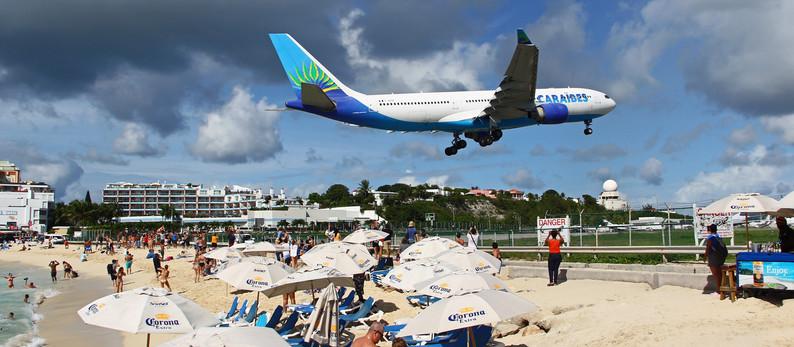 Sint Maarten visit in November 16