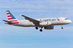 N661AW American Airlines A320