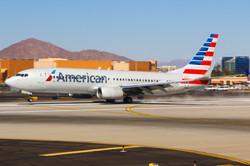N813NN American Airlines B738