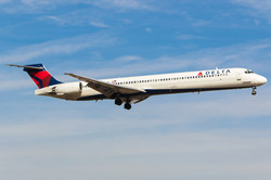 N944DN Delta Airlines MD90