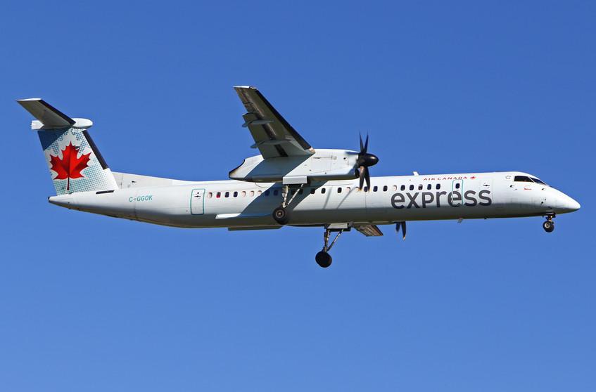 C-GGOK Air Canada Express
