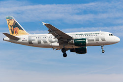 N952FR Frontier A319