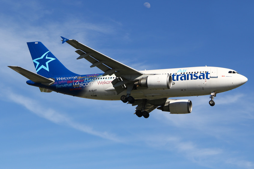 C-GLAT Air Transat