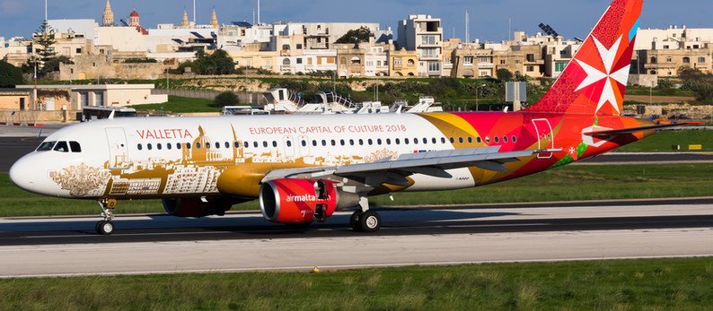 Holiday trip to Malta (MLA)