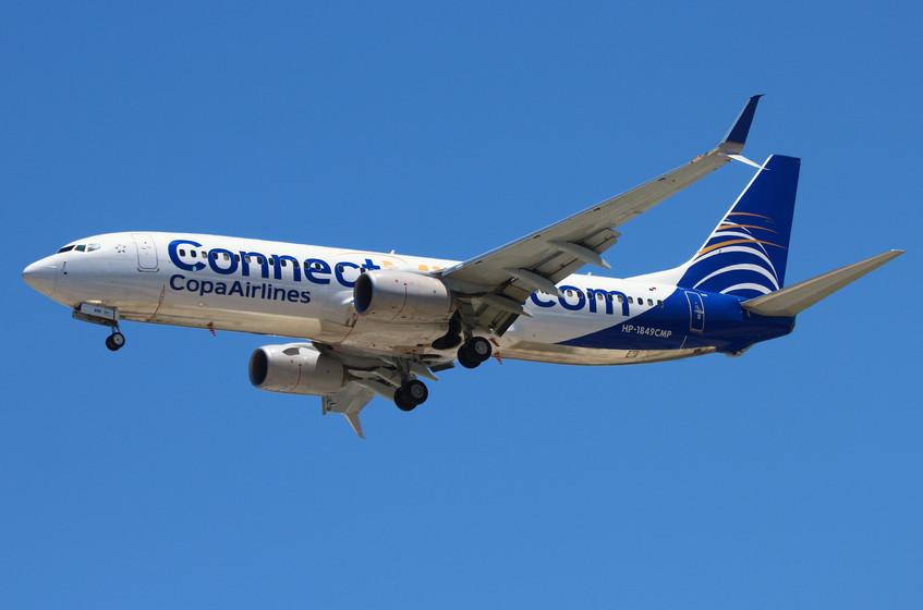 HP-1849CMP COPA Airlines B738