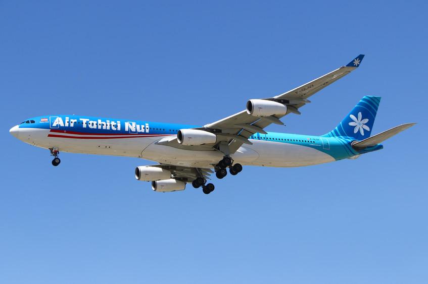 F-OLOV Air Tahiti Nui A343