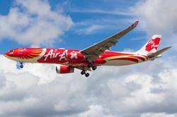 9M-XXT Air Asia A333 (2)