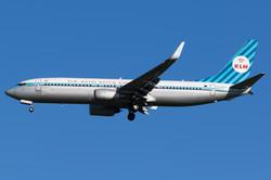PH-BXA KLM B738