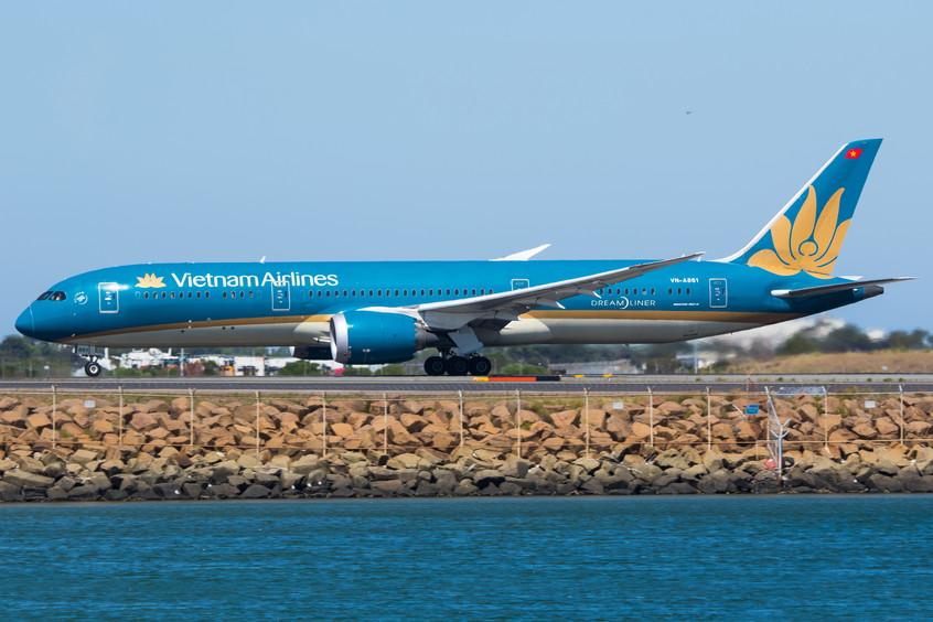VN-A861 Vietnam Airlines B789