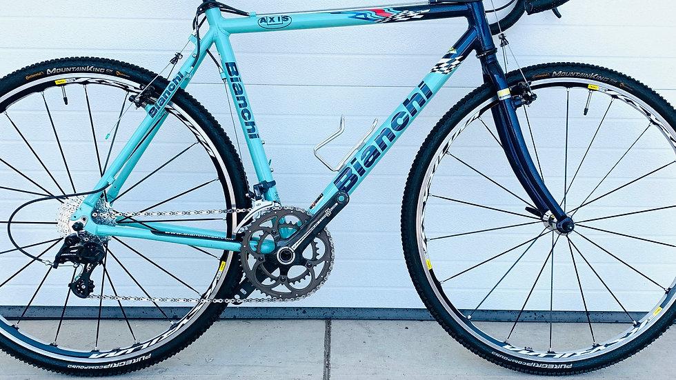 Bianchi Axis Cyclocross bike