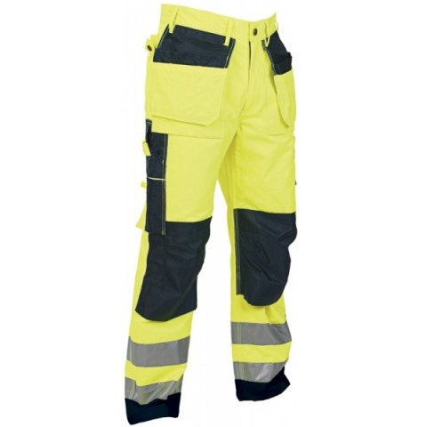 TOP SWEDE HI-VIS SAFETY TROUSERS