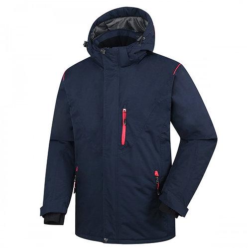 Waterproof Winter Jacket Navy