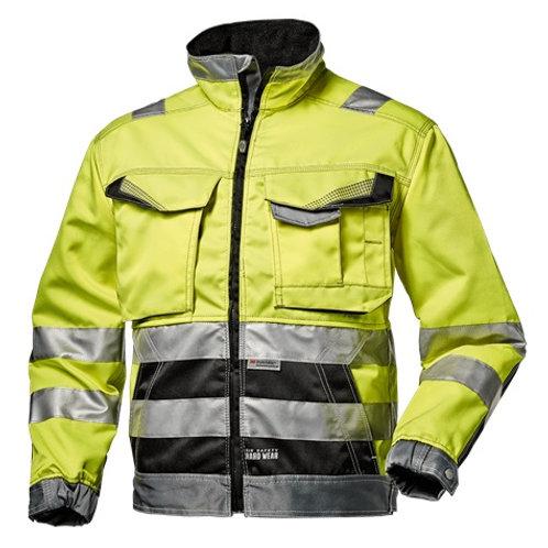 Hi-Vis Jacket Yellow