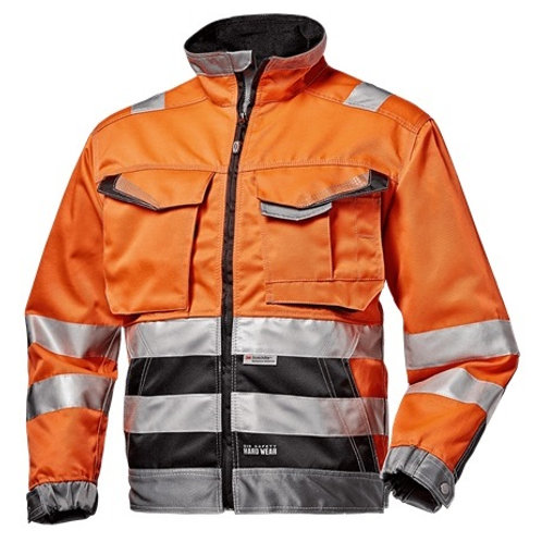 Hi-Vis Jacket Orange