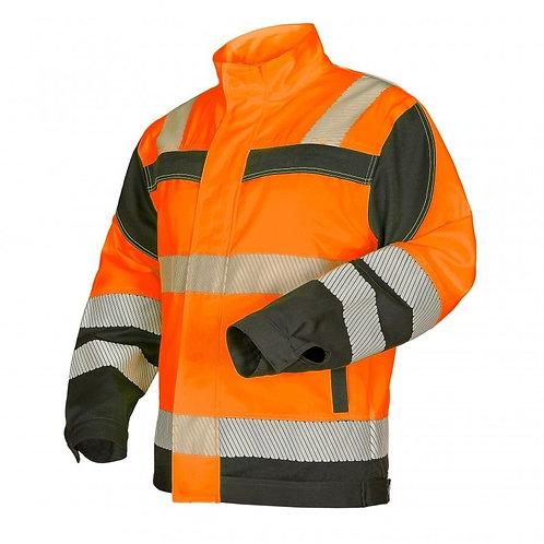 Workwear High Visibility Jacket Orange