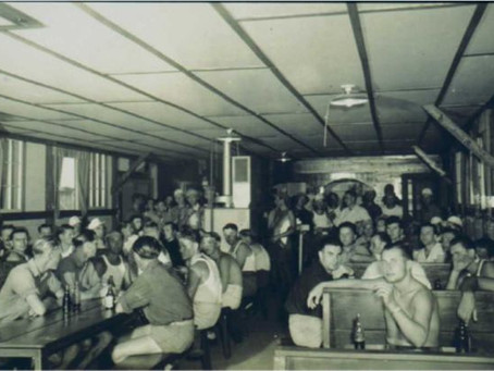 Camp Hearne was a World War II Prisoner-of-War Camp located north of Hearne, Texas.