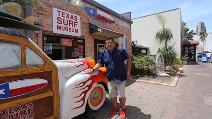 Texas Surf Museum in Corpus