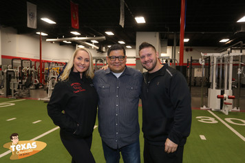 Sanctuary Gym in Friendswood, TX