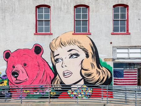 The Murals of Brenham, Texas