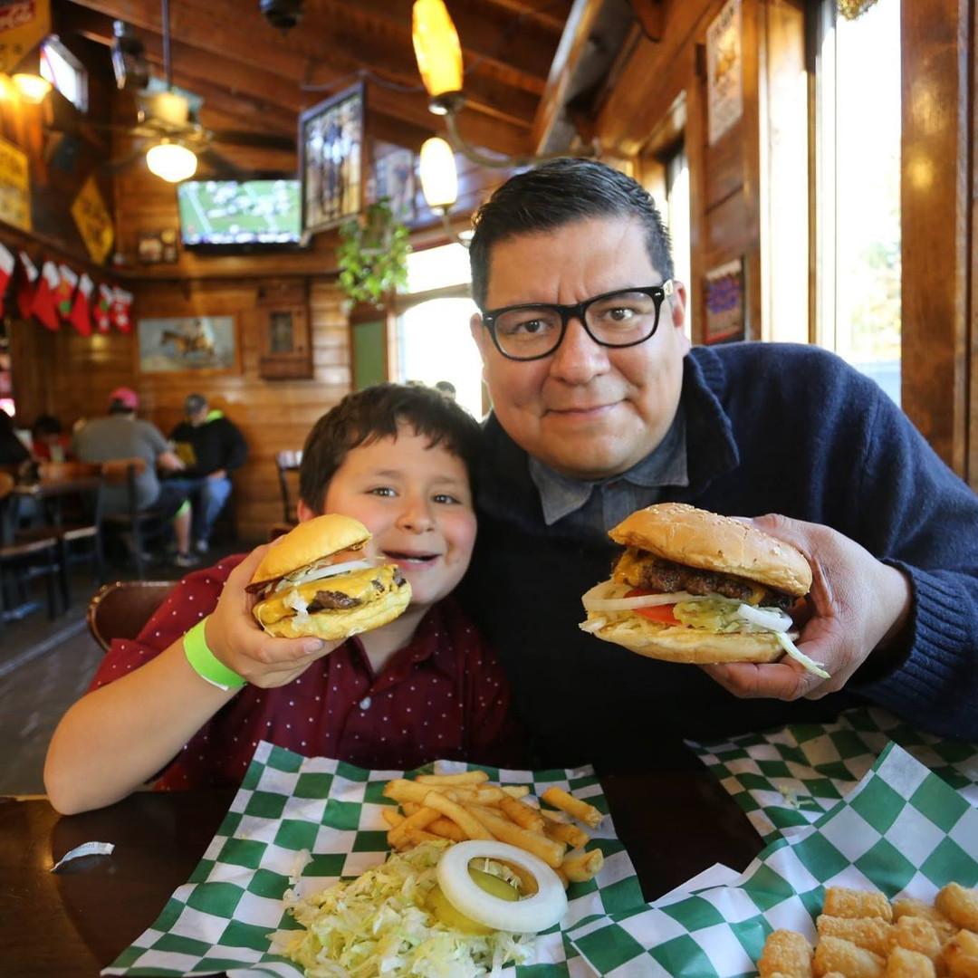 Tookies Burgers in Kemah, Texas