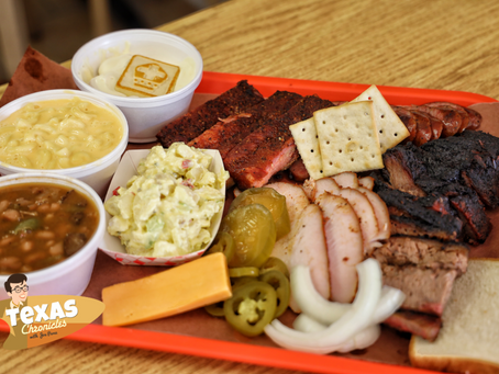 Old Bucs Barbecue in Manvel, Texas