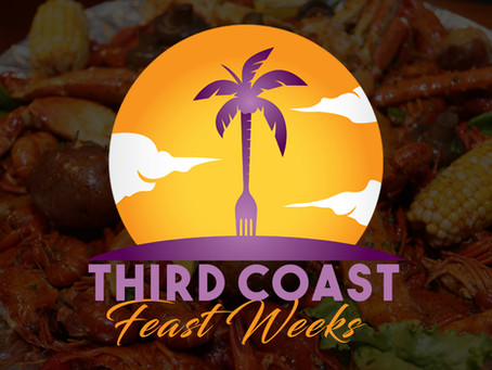 Third Coast Feast Weeks is coming to Houston's Bay Area!