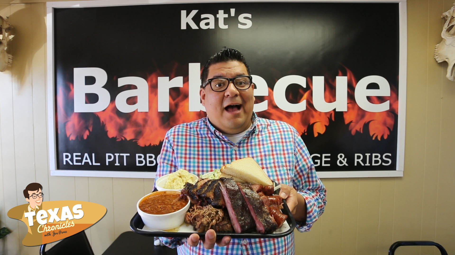 Kat's Barbecue in Santa Fe