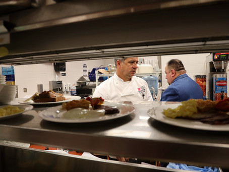 Felipe Gonzales, Executive Chef at The Moody Gardens Hotel Spa and Convention Center