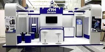 Jasa Pembuatan Booth