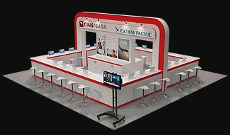booth bagus