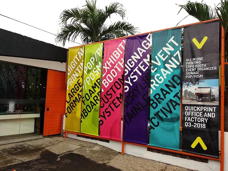Percetakan Banner Alat Promosi Bisnis Dan Daftar Harga Terbaru 2019