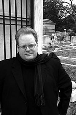 Author Collin Kelley