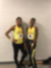 Fields & Rucker head to New Balance Indoor Nationals