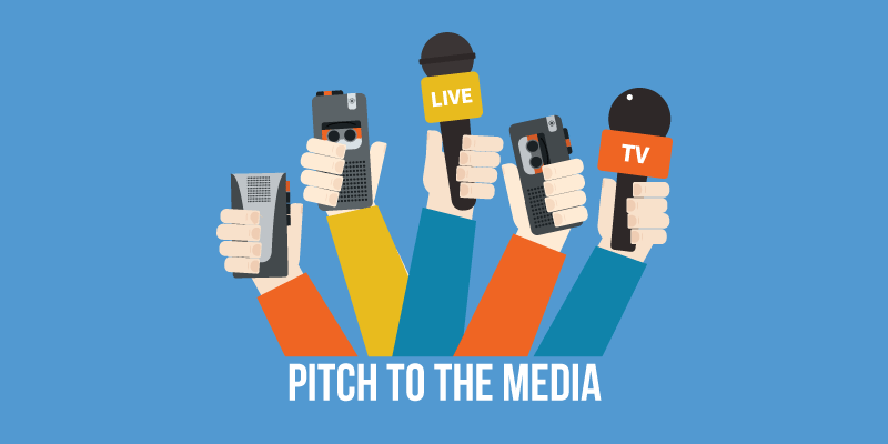 Pitching the Media
