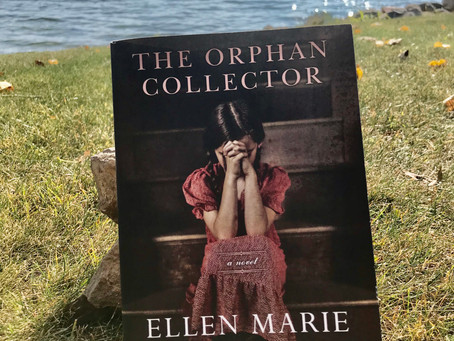 """""""The Orphan Collector"""" by Ellen Marie Wiseman"""
