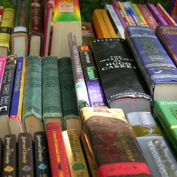 Oct. 25: Book Sale Preview Night