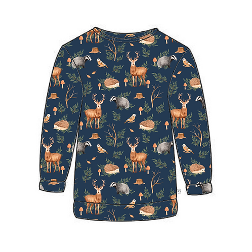 Woodland Adult Sweatshirt