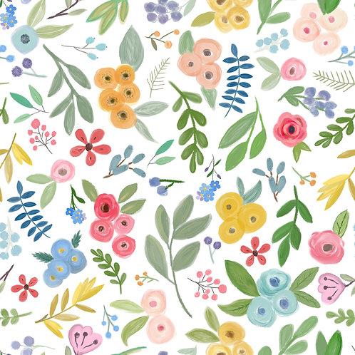 Wildflower Harem Shorts