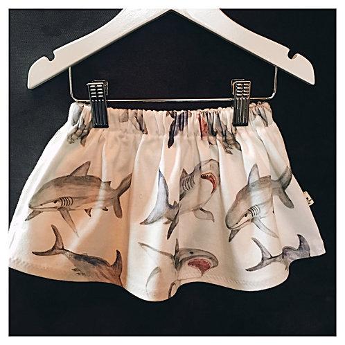 Great Whites Skirt