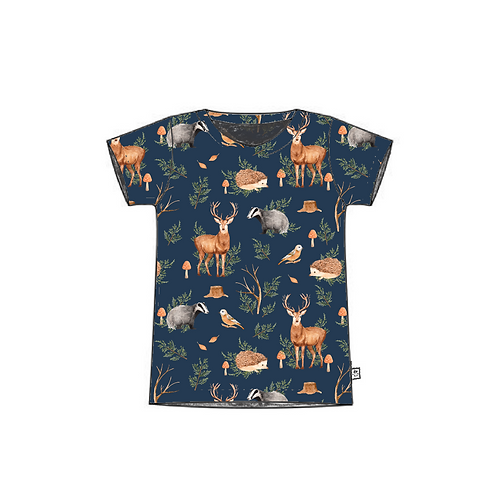 Woodland Adult T-Shirt