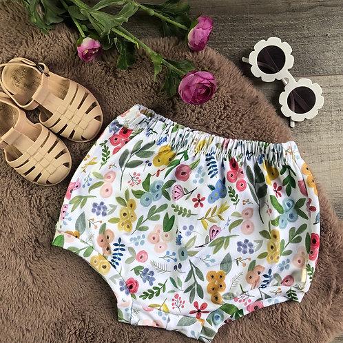 Wildflower Bloomer Shorts