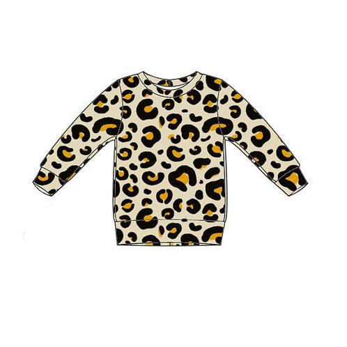 Leopard Lightweight Sweater