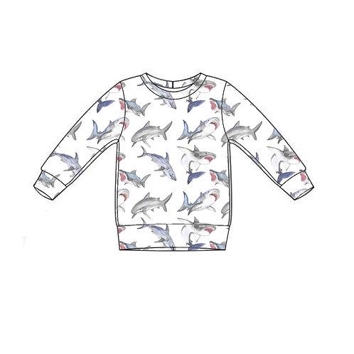 Great Whites Lightweight Sweater