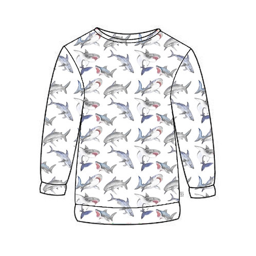 Great Whites Adult Sweatshirt