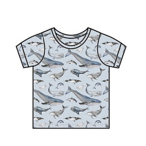 Whale Tales T-Shirt