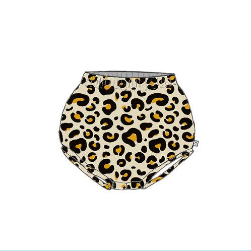 Leopard Bloomer Shorts