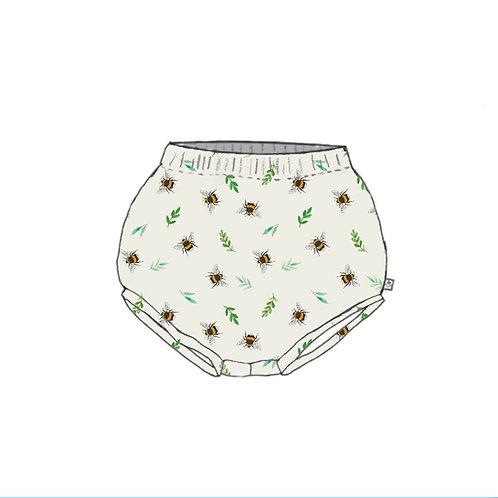Botanical Bees Bloomer Shorts