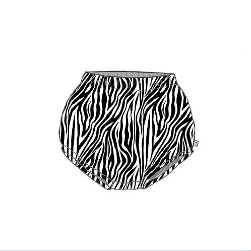 Zebra Bloomer Shorts